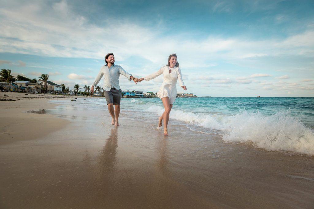 Matrimonio Simbolico En San Andres : Fotografia saiweddings